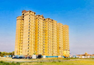 Gallery Cover Image of 1238 Sq.ft 2 BHK Apartment for buy in Okas Residency, Golf City for 4859000