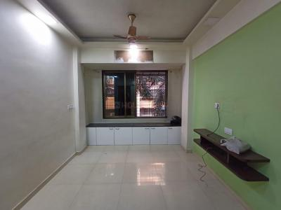 Gallery Cover Image of 700 Sq.ft 1 BHK Apartment for rent in Swami Samarth Complex, Airoli for 16000