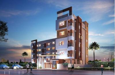 Gallery Cover Image of 533 Sq.ft 1 BHK Apartment for buy in Bansdroni for 1866000
