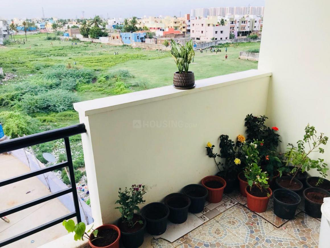 Living Room Image of 1674 Sq.ft 3 BHK Apartment for rent in Kamatchiamman Nagar for 18000