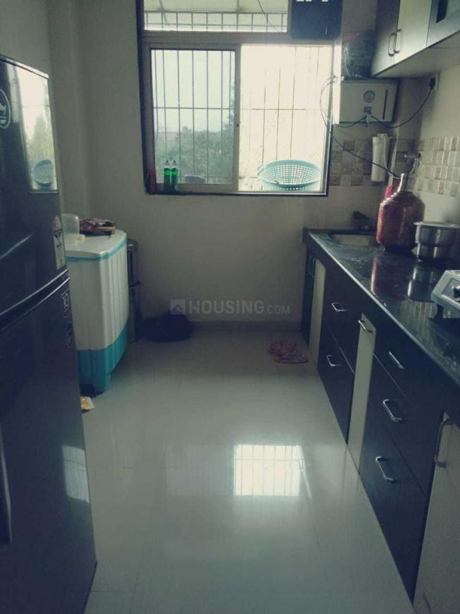 Kitchen Image of 565 Sq.ft 1 BHK Independent Floor for buy in Panvel for 2500000