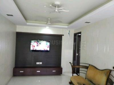 Gallery Cover Image of 900 Sq.ft 2 BHK Apartment for rent in Shrishti Sai Srishti CHS, Bhandup West for 33000