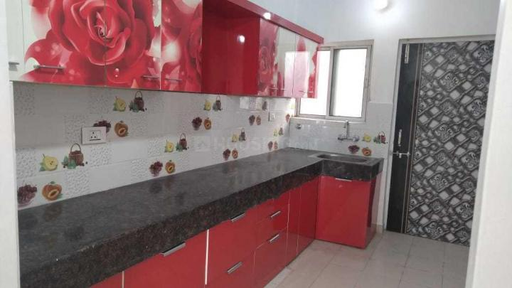 Kitchen Image of 1900 Sq.ft 3 BHK Villa for buy in City Villas, Omex City for 5100000