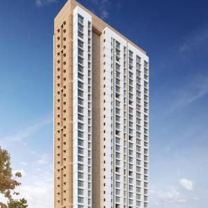 Gallery Cover Image of 600 Sq.ft 1 BHK Apartment for buy in Thane West for 6500000