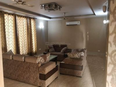 Gallery Cover Image of 1600 Sq.ft 3 BHK Independent Floor for rent in Kalkaji for 45000