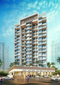 Gallery Cover Image of 1070 Sq.ft 2 BHK Apartment for buy in Sanpada for 12000000