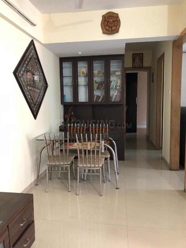 Living Room Image of 1050 Sq.ft 2 BHK Apartment for rent in Vikhroli West for 52000