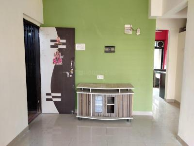 Gallery Cover Image of 685 Sq.ft 1 BHK Apartment for rent in Airoli for 15500