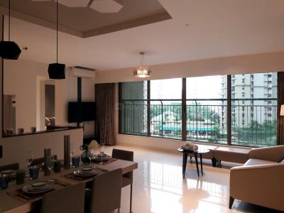 Gallery Cover Image of 1347 Sq.ft 2.5 BHK Apartment for buy in Thane West for 18500000