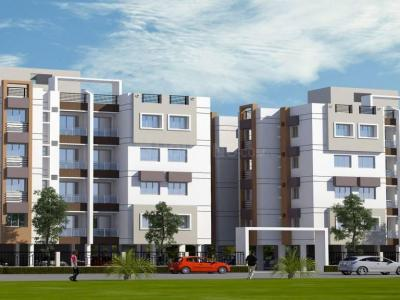 Gallery Cover Image of 870 Sq.ft 2 BHK Apartment for rent in Thane West for 22000