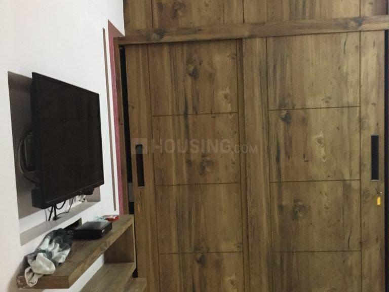 Living Room Image of 980 Sq.ft 2 BHK Apartment for rent in Andheri East for 50000