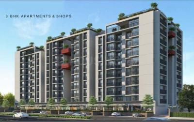 Gallery Cover Image of 1717 Sq.ft 3 BHK Apartment for buy in Koteshwar for 6965000