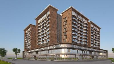 Gallery Cover Image of 1240 Sq.ft 2 BHK Apartment for buy in Shubh Gateway, Sanjay Park for 9950000