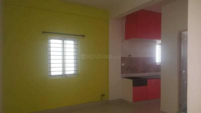 Gallery Cover Image of 500 Sq.ft 1 BHK Independent Floor for rent in Panathur for 12500