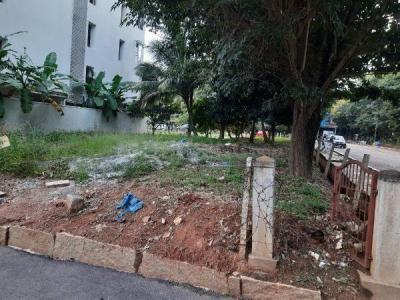 1980 Sq.ft Residential Plot for Sale in Sahakara Nagar, Bangalore