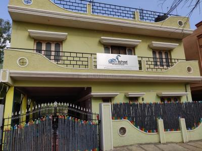 Gallery Cover Image of 4800 Sq.ft 3 BHK Independent House for rent in Hennur Main Road for 55000
