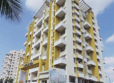 Gallery Cover Image of 1035 Sq.ft 2 BHK Apartment for rent in ACME Aureli, Ambegaon Budruk for 14500