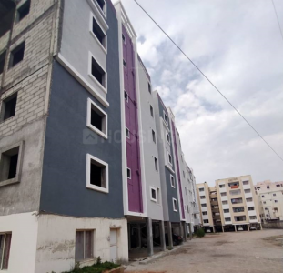 Gallery Cover Image of 1470 Sq.ft 2 BHK Apartment for buy in Mathrubhuumi Fortview, Bairagiguda for 5880000
