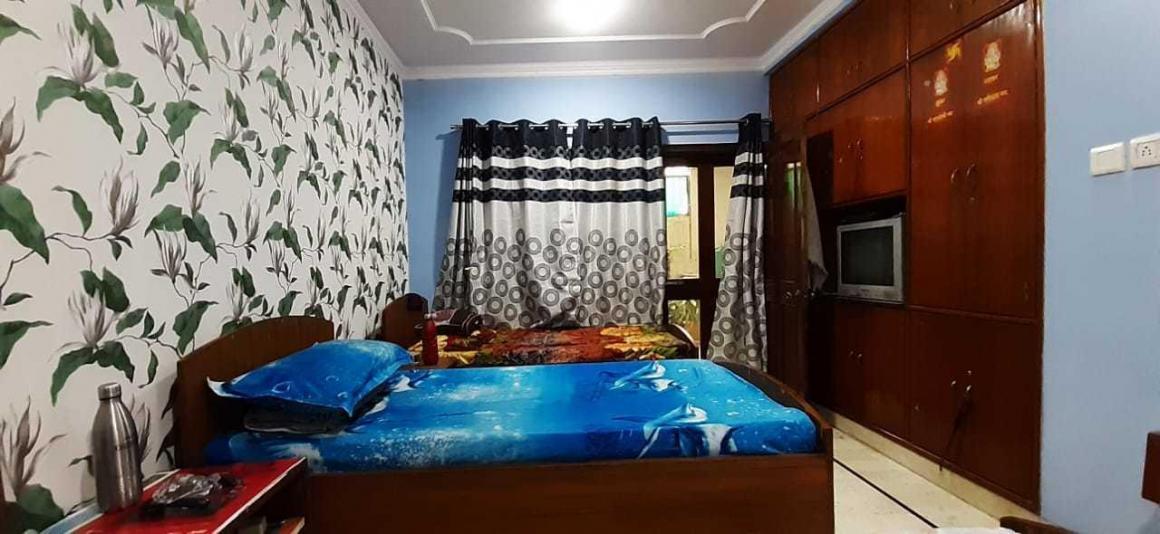 Bedroom Image of Sona PG in Sector 14