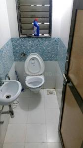 Bathroom Image of Shah Nahta PG in Malad East