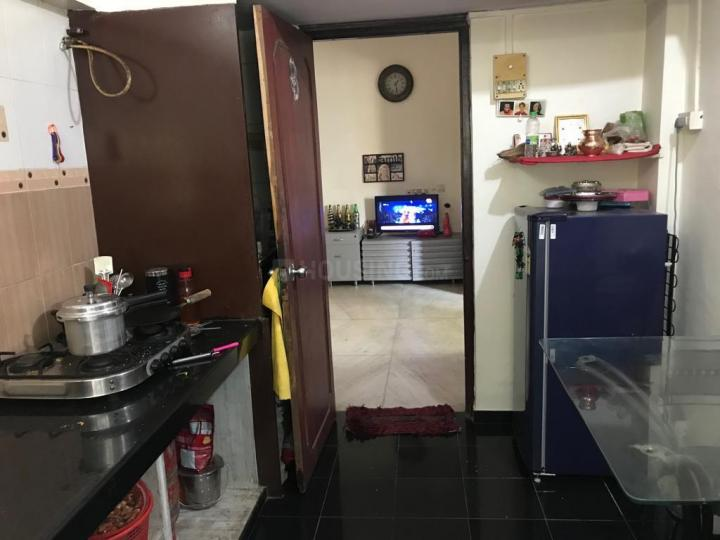 Kitchen Image of 650 Sq.ft 1 BHK Apartment for rent in Vashi for 26000