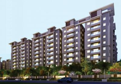 Gallery Cover Image of 1260 Sq.ft 2 BHK Apartment for buy in Osman Nagar for 7376226