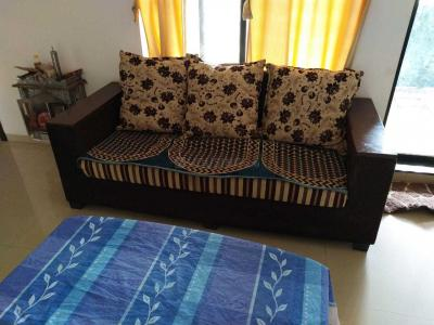 Gallery Cover Image of 600 Sq.ft 1 BHK Apartment for rent in Kharadi for 16000