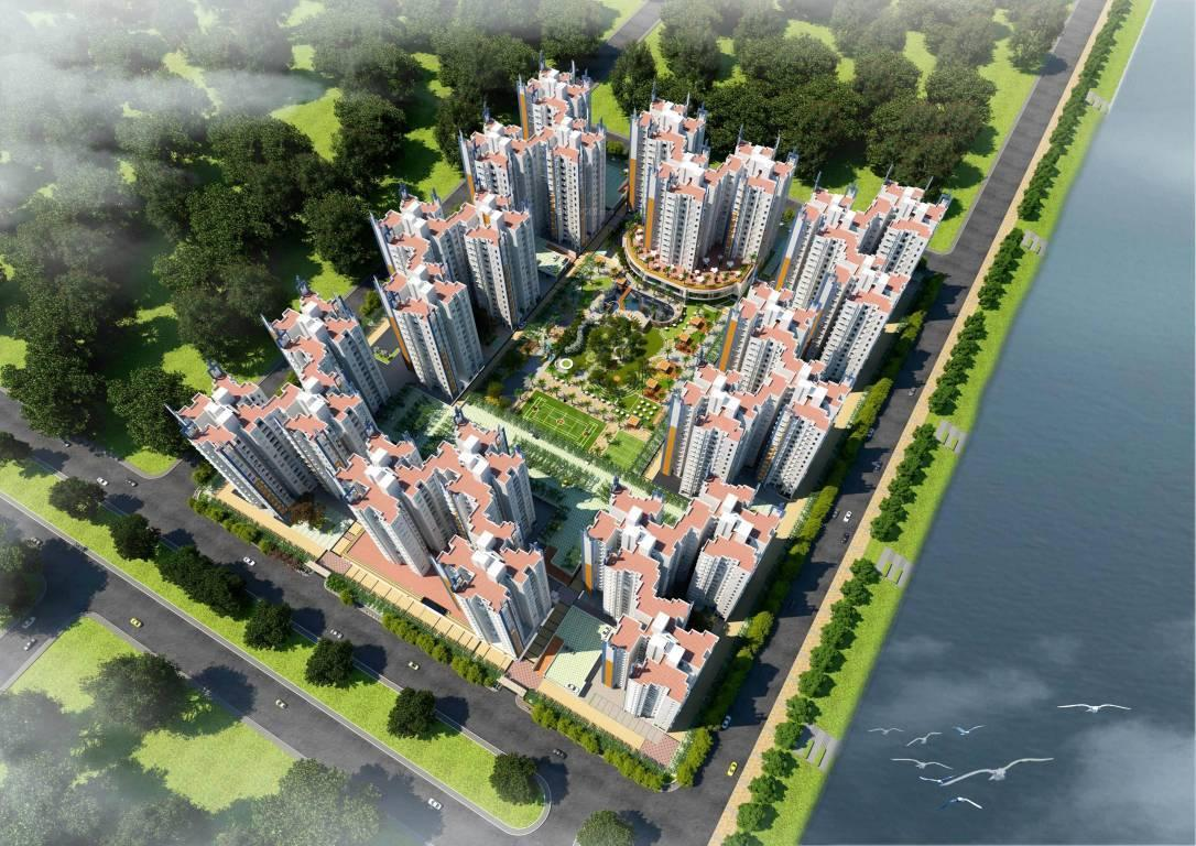 Building Image of 827 Sq.ft 2 BHK Apartment for buy in Dankuni for 3200000
