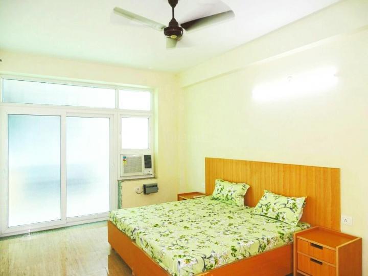 Bedroom Image of Sandhya PG in Karol Bagh