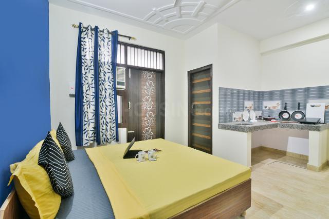 Bedroom Image of Oyo Life Grg1612 Udyog Vihar Iv in Sector 18