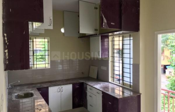 Kitchen Image of 1200 Sq.ft 2 BHK Independent House for rent in Akshayanagar for 19000