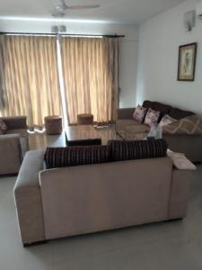 Gallery Cover Image of 1280 Sq.ft 2 BHK Apartment for rent in New Town for 22000