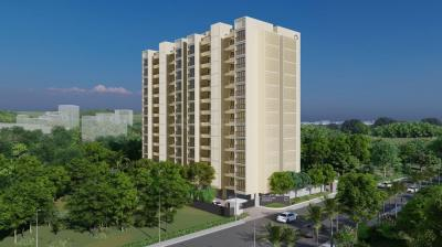Gallery Cover Image of 988 Sq.ft 2 BHK Apartment for buy in Chordia Solitaire Homes Pashan, Pashan for 7150000
