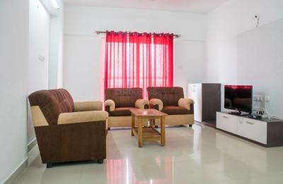 Living Room Image of Alpine Viva Apartment in Krishnarajapura
