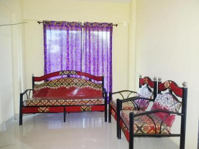 Gallery Cover Image of 710 Sq.ft 1 BHK Apartment for rent in Airoli for 23000