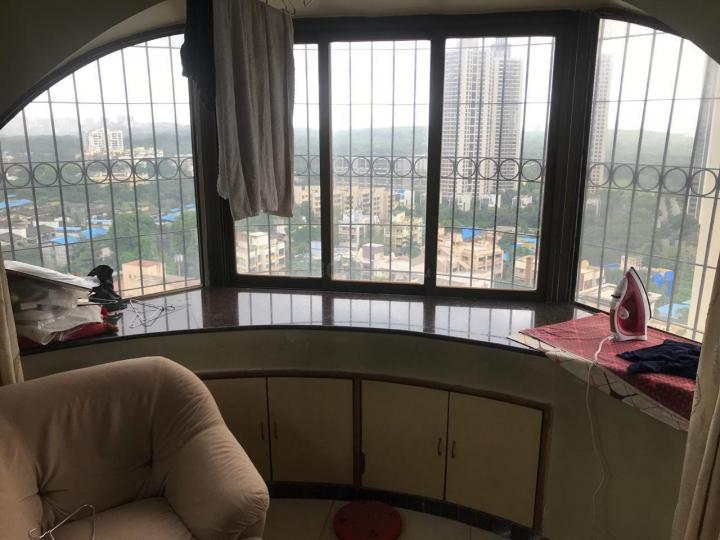 Living Room Image of 1110 Sq.ft 2 BHK Apartment for rent in Goregaon East for 50000