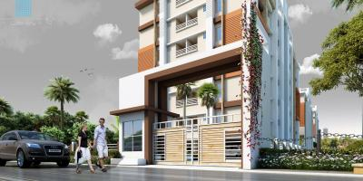 Gallery Cover Image of 1635 Sq.ft 3 BHK Apartment for buy in Sarusajai for 6349500