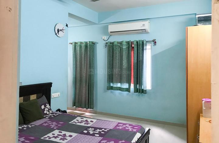 Bedroom Image of 1150 Sq.ft 3 BHK Apartment for rent in Miyapur for 31600