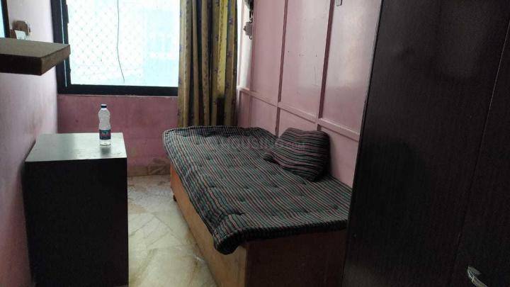 पटेल नगर में अनीता पीजी के बेडरूम की तस्वीर
