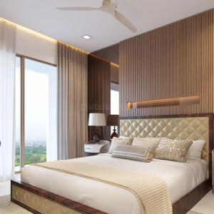 Bedroom Image of 700 Sq.ft 1 BHK Apartment for buy in Marathon Nextown, Padle Gaon for 3450000