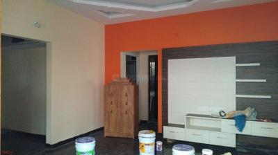Gallery Cover Image of 800 Sq.ft 2 BHK Independent Floor for rent in Horamavu for 14000