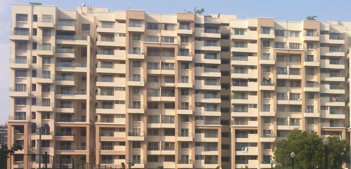 Building Image of 1700 Sq.ft 3 BHK Apartment for rent in Undri for 27000