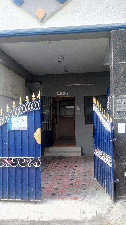 Main Entrance Image of 680 Sq.ft 1 BHK Independent House for rent in Sembakkam for 7000
