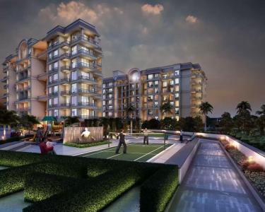 Gallery Cover Image of 650 Sq.ft 1 BHK Apartment for buy in Taloje for 2600000