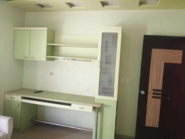बोपाल में ओम साई नाथ पीजी के किचन की तस्वीर