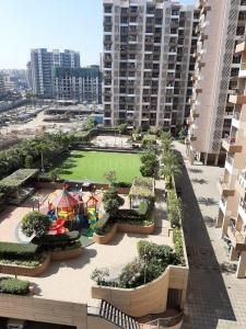 Gallery Cover Image of 660 Sq.ft 1 BHK Apartment for rent in Bachraj Landmark, Virar West for 9000