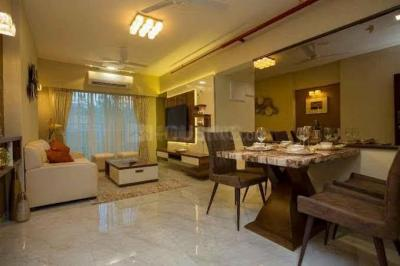 Gallery Cover Image of 2575 Sq.ft 3 BHK Apartment for buy in L&T Crescent Bay T5, Parel for 64500000