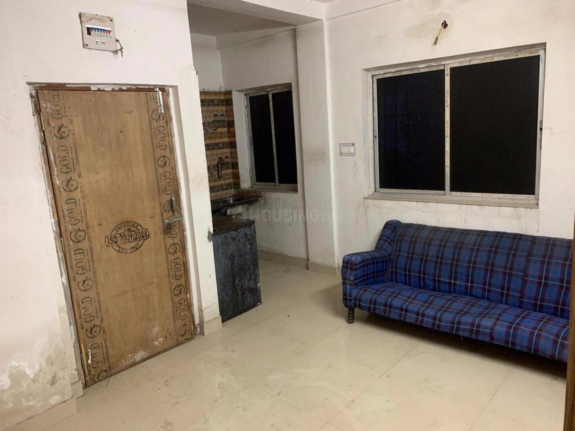 Living Room Image of 800 Sq.ft 2 BHK Independent House for rent in Dunlop for 10000
