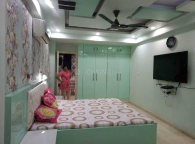 Bedroom Image of 1000 Sq.ft 2 BHK Apartment for buy in Sector 11 Dwarka for 9500000
