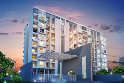 Gallery Cover Image of 960 Sq.ft 2 BHK Apartment for buy in Trinity Greens, Wakad for 6500000